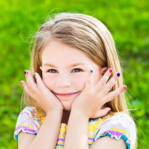 Princess Pedicure