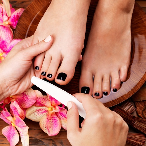 The Special Foot Treatments